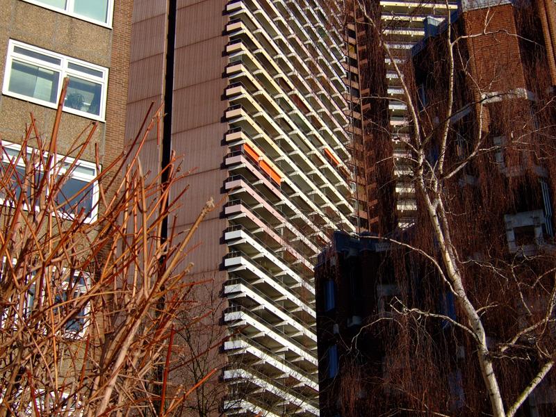 Architektur, Unicenter-Hochhaus, Köln