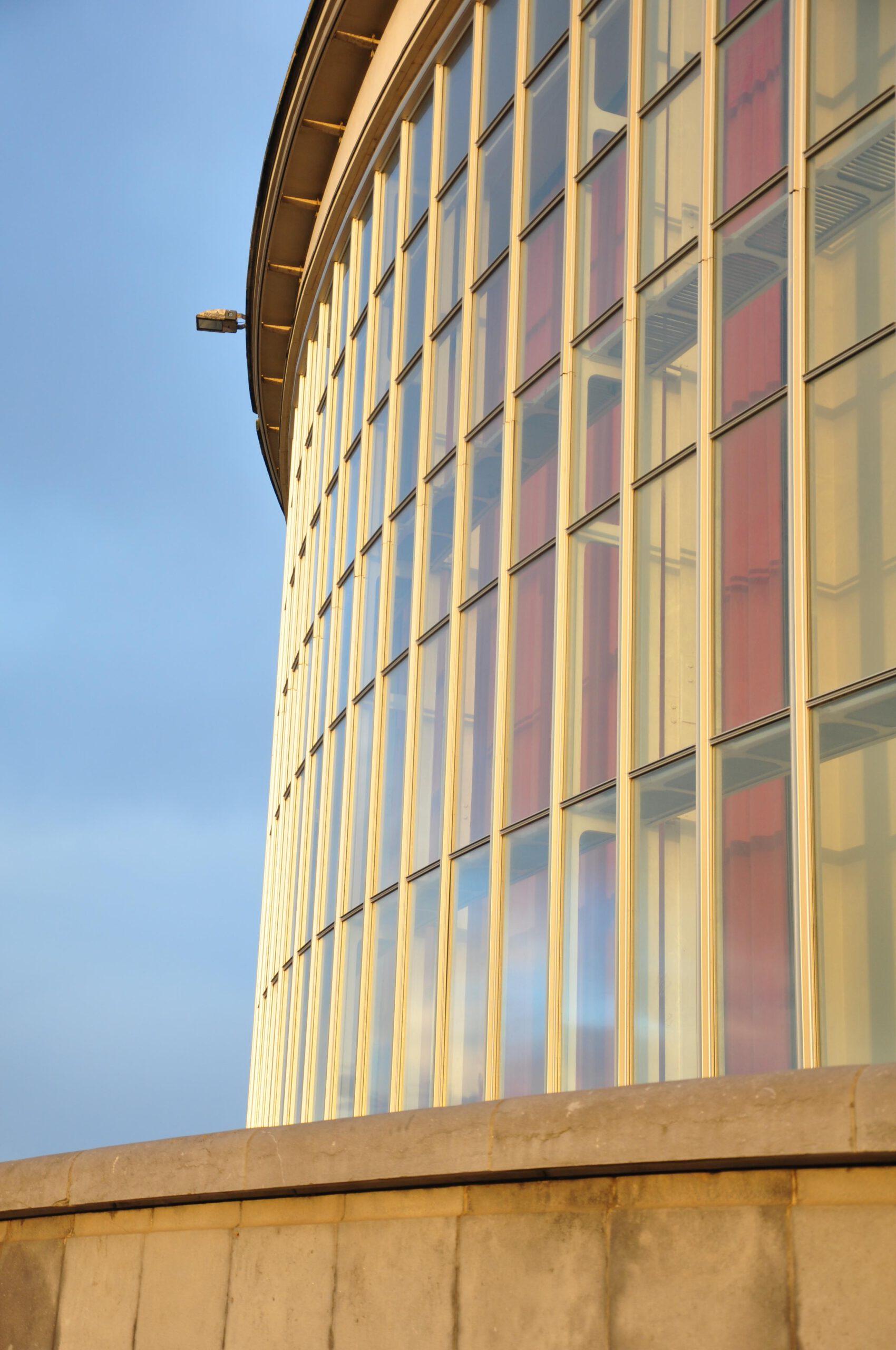 Architektur Oostende Staatstheater
