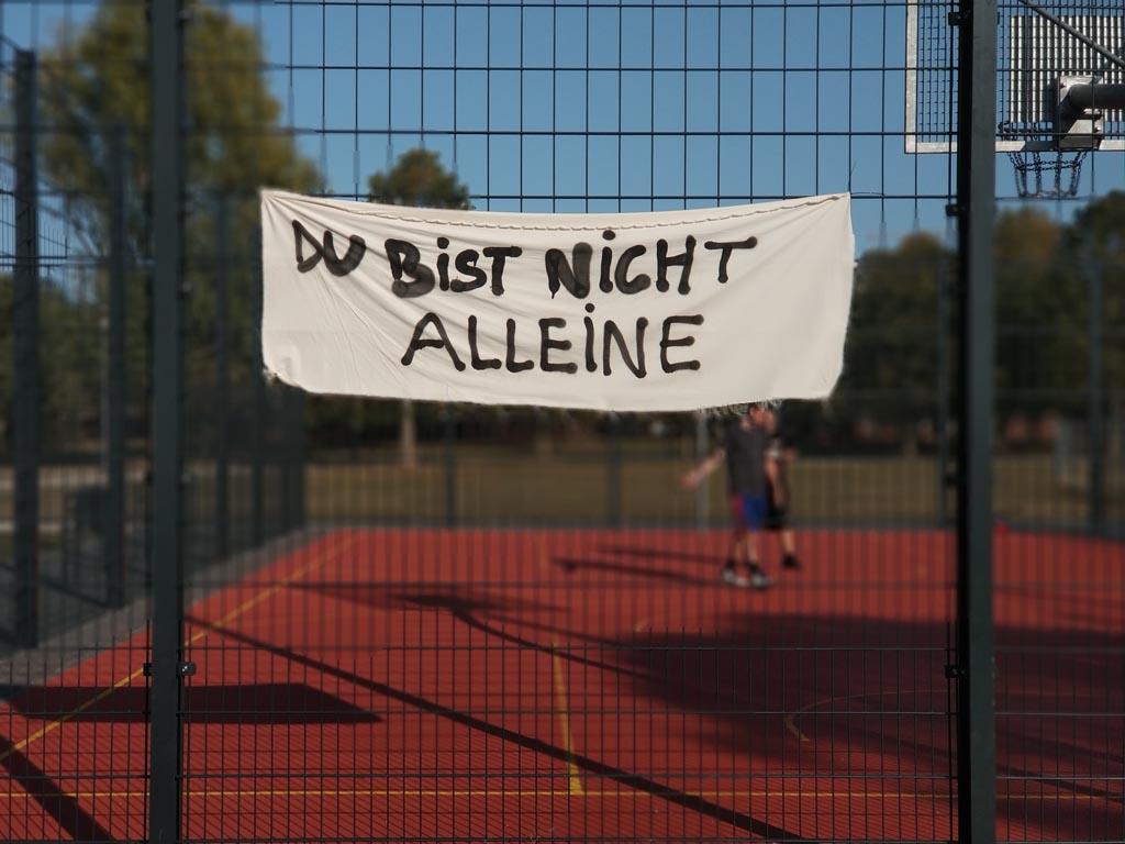 Pandemie, Transparent Köln