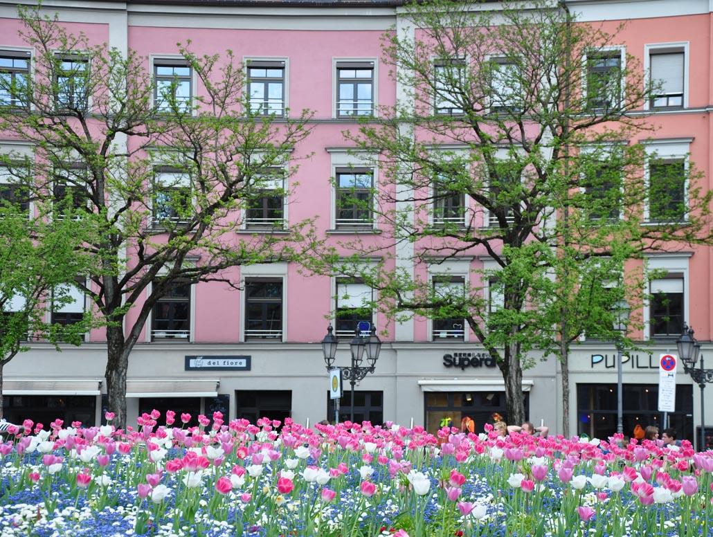Natur und Stadt, München