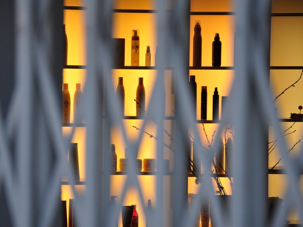 Spiegelungen Friseur Köln
