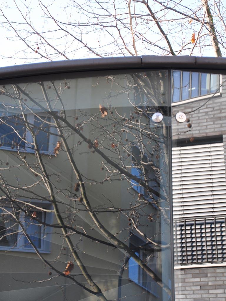 Spiegelungen Arthouse Apartments Köln