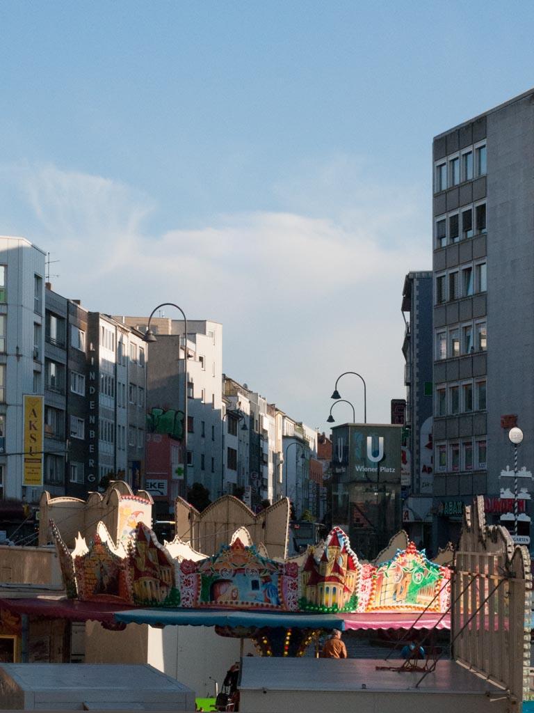 Wiener Platz Köln-Mülheim